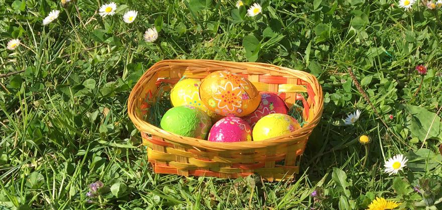 Fermeture des bureaux à l'occasion de Pâques